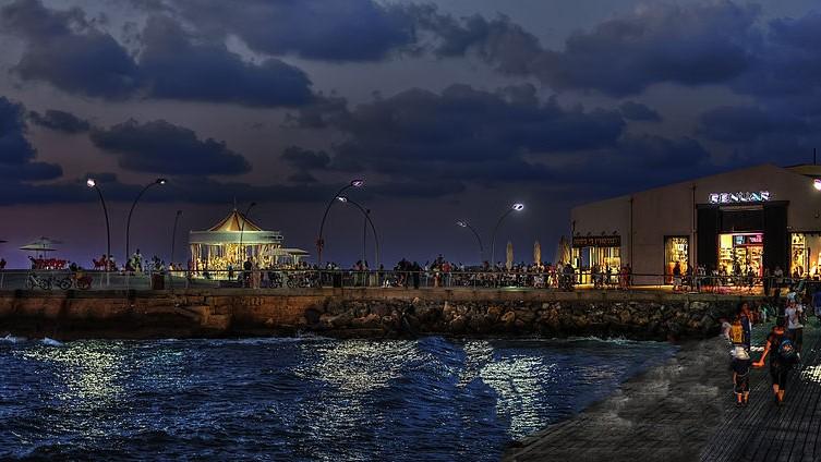 איילון ועמותת אור ירוק ערכו פעילות הסברתית בנמל תל אביב נגד נהיגה בשכרות