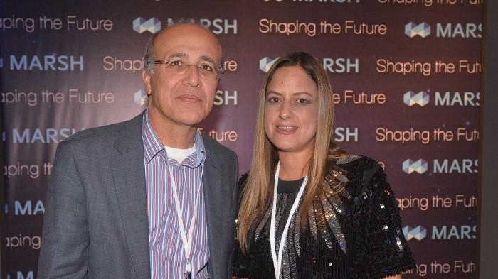 בכירים מענף הביטוח הישראלי וממארש העולמית ציינו 20 שנים למארש ישראל