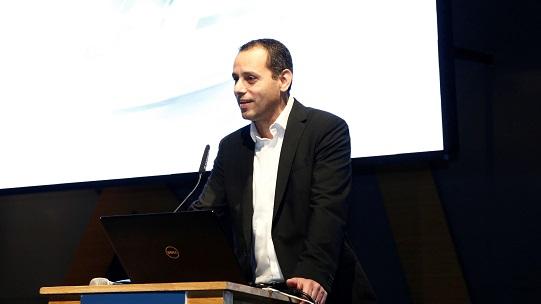 """מנכ""""ל הפניקס אייל בן סימון: זיהינו יחד עם איאון את ההזדמנות העצומה שיש בהשקעות של המדינה בתשתיות"""