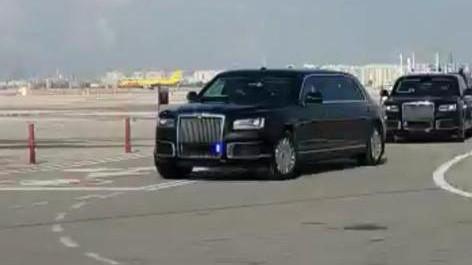 הפניקס ביטחה את רכבי פמליית הנשיא פוטין בעת ביקורו בישראל