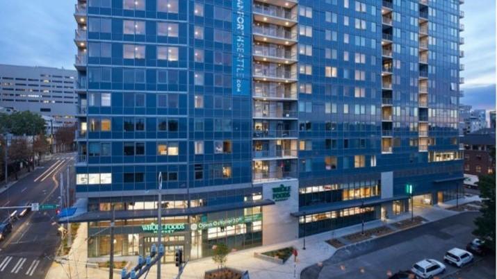 מגדל רוכשת בניין בסיאטל בשותפות עם קרן פנסיה אמריקאית