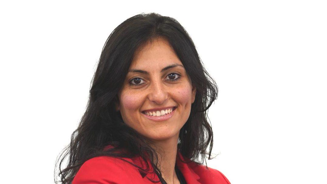 מנהלת מחלקת המטה באגף מערכות מידע באיילון אריג' חמדאן: הייתה לי הזכות לצמוח מלמטה