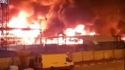 שריפה במגרש רכבים של חברת שירותי הרכב ק.מ.ר; המבטחת – כלל ביטוח