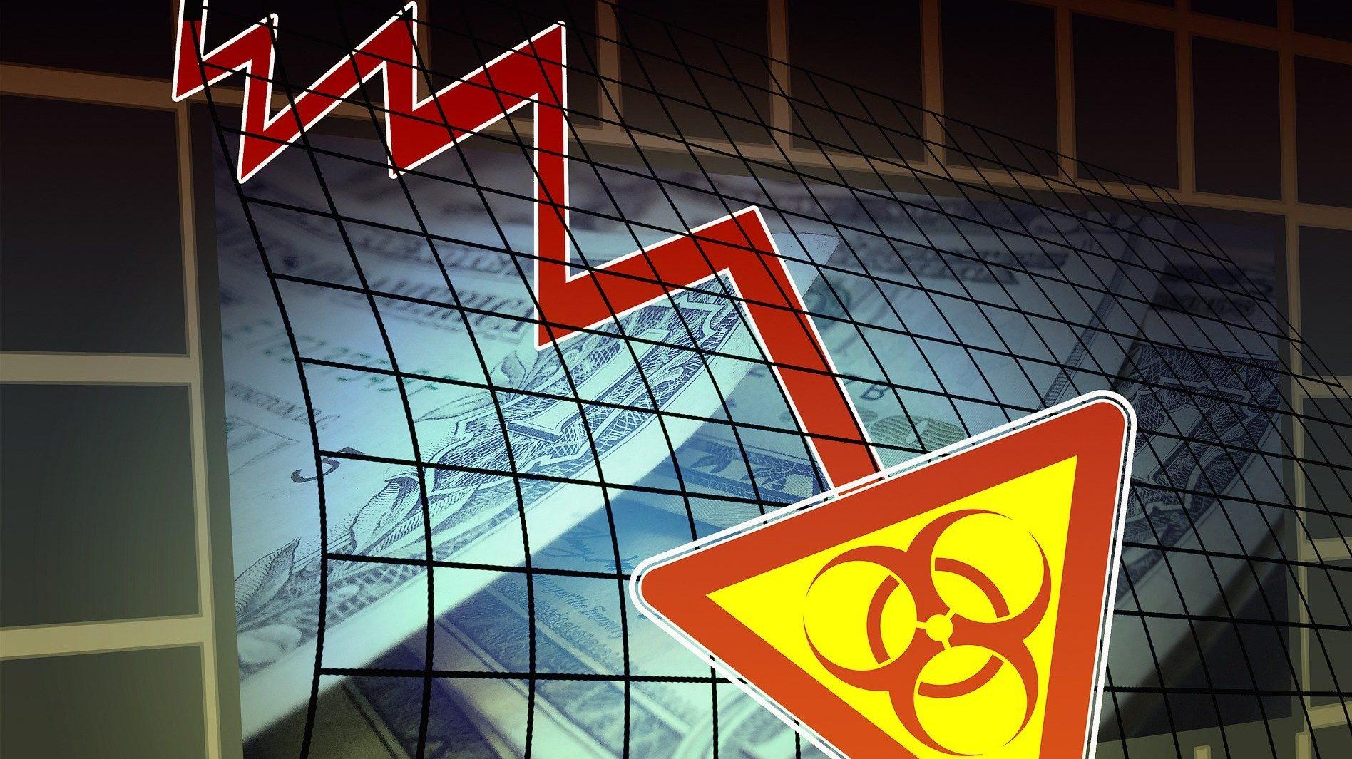 מכת הנגיף: קרנות הפנסיה צללו עד כ-10% בחודש מרץ