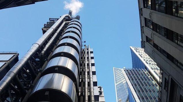 AIG השיק את הסינדיקט הגדול ביותר שהוקם אי פעם בלוידס