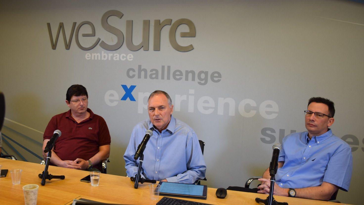 Wesure השיקה את ביטוחי הדירות ומתכננת למכור ביטוחים מחוץ לישראל כבר ב-2021