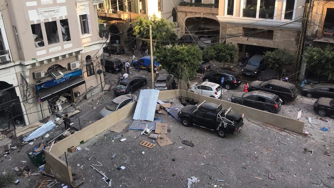 ההתפוצצות בנמל ביירות: היקף הנזק הכלכלי מוערך ב-10-15 מיליארד דולר