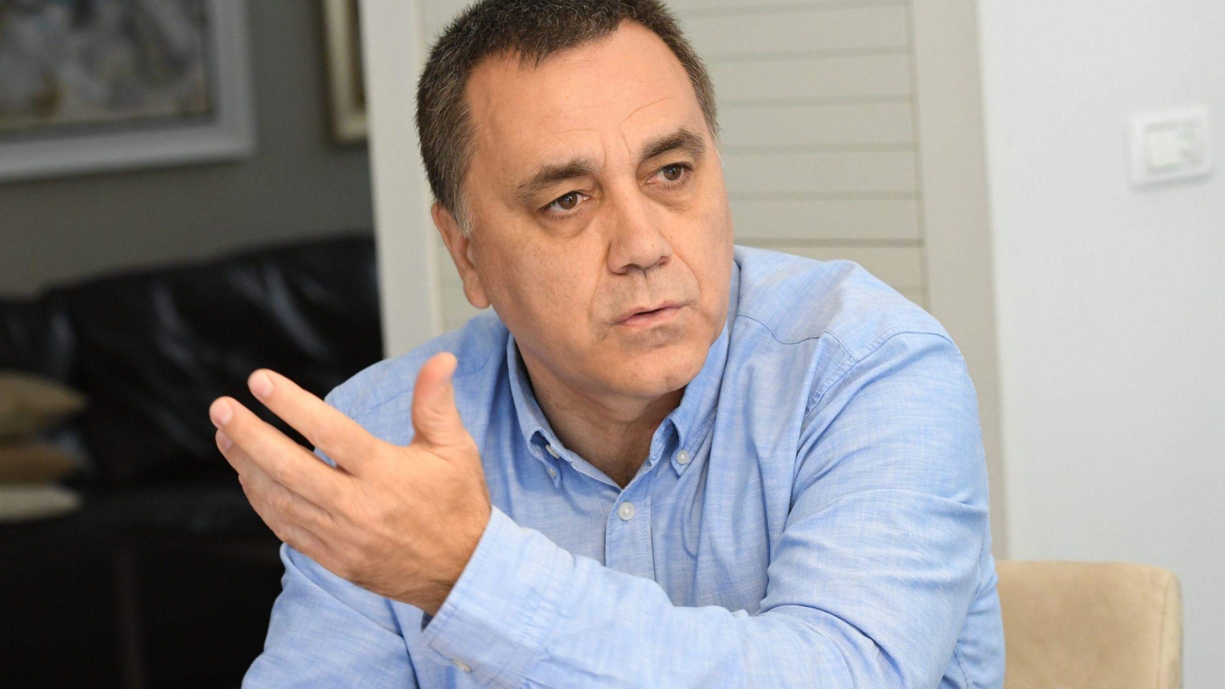 ישראל גרטי: הלקוחות לא מעוניינים לשמוע את המידע שחוזר הצירוף מחייב למסור להם