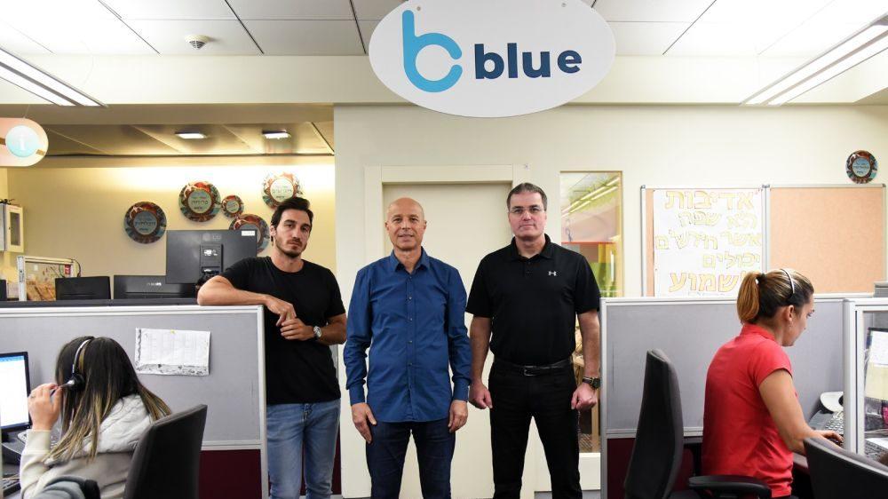 Blue הטמיעה את המערכת של Carbyne: תאפשר דיווח בשידור חי למוקד ניהול תביעות נזקי מים ותקלות רכב