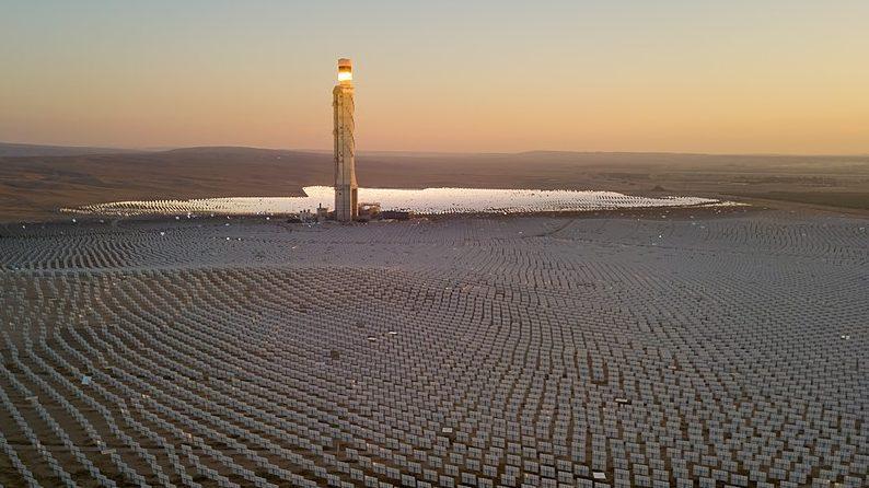 שבע חברות ביטוח מספרד ומאנגליה נתבעות בפרויקט תחנת הכוח התרמו-סולארית בנגב