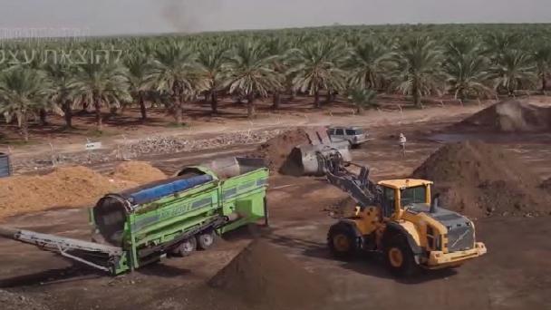 חקלאים לגידול תמרים תובעים את אתר הפסולת טובלן בטענה לזיהום מסיבי, מזיק ומסוכן